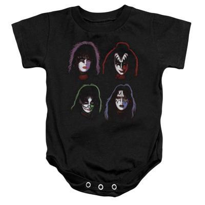 Infant: KISS - Solo Heads