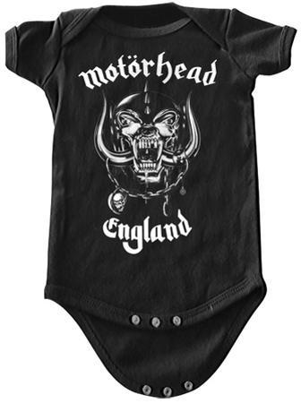 Infant: Motorhead- England Onesie