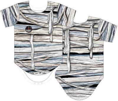 Infant: Mummy Costume Romper
