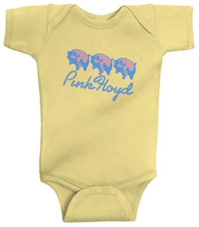 Infant: Pink Floyd - 3 Pigs Creeper