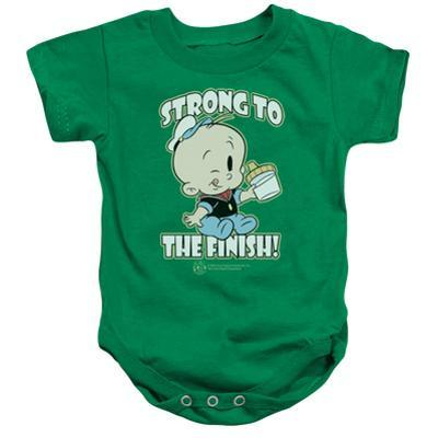 Infant: Popeye- Strong To The Finish Onesie