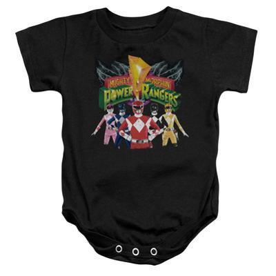 Infant: Power Rangers - Rangers Unite