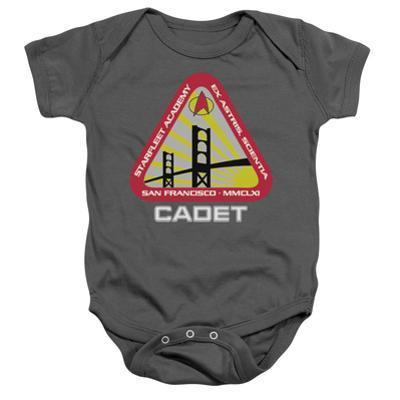 Infant: Star Trek- Starfleet Cadet Onesie