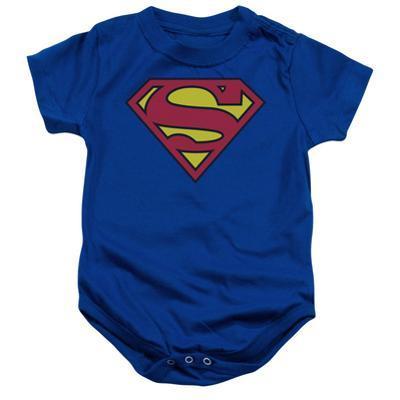 Infant: Superman - Classic Logo