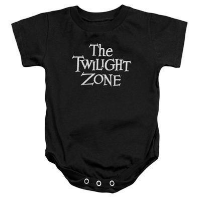 Infant: The Twilight Zone- Logo Onesie