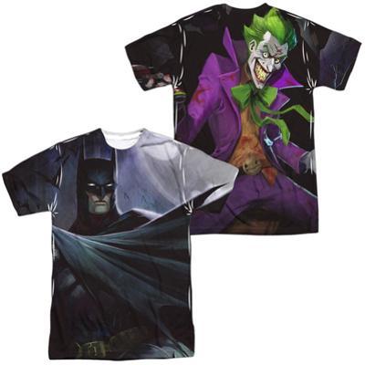 Infinite Crisis- Batman VS. Joker (Front/Back Print)
