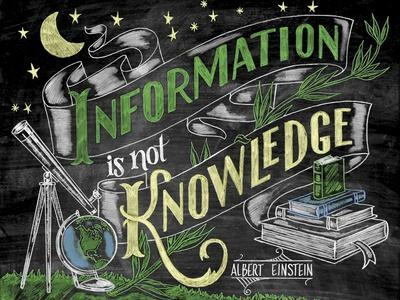 https://imgc.allpostersimages.com/img/posters/information-is-not-knowledge_u-L-Q12TYP70.jpg?p=0