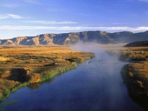 Hot Creek, Inyo Nf, Mammoth Lakes, CA by Inga Spence