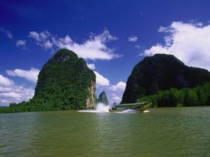 Phanganga Bay, Thailand by Inga Spence