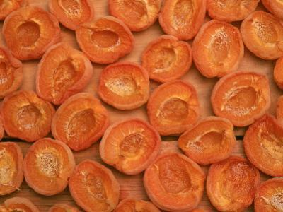 Split, Dried Apricots by Inga Spence
