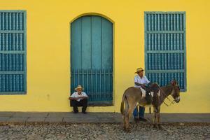 Cuba, Sancti Spiritus Province, Trinidad by Inger Hogstrom