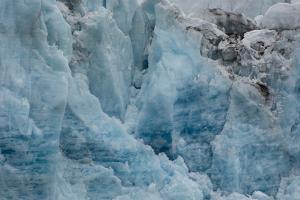 Norway. Svalbard. Spitsbergen. Hornsund. Brepollen. Edge of a Glacier by Inger Hogstrom