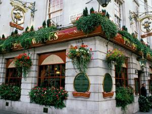 The Prince of Wales Pub, Covent Garden, London, England by Inger Hogstrom