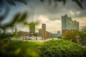 Germany, Hamburg, Hafencity, Harbour, Elbphilharmonie by Ingo Boelter