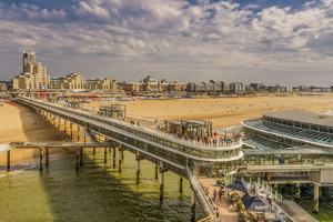 The Netherlands, Den Haag, Scheveningen, Seaside Resort, Beach by Ingo Boelter