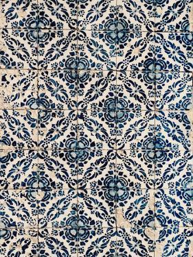 Azulejos I by Ingrid Beddoes