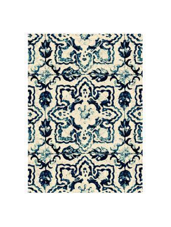 Azulejos Iv by Ingrid Beddoes
