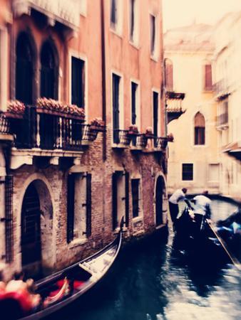Venice Gondola by Ingrid Beddoes