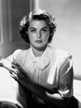 Ingrid Bergman, 1946