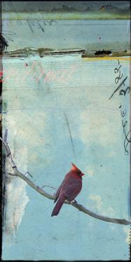 Bird Window I by Ingrid Blixt