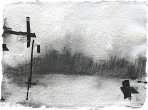 Pilgrimage I by Ingrid Blixt