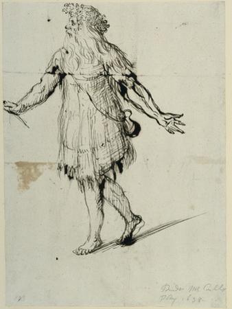 A Druid, C.1638