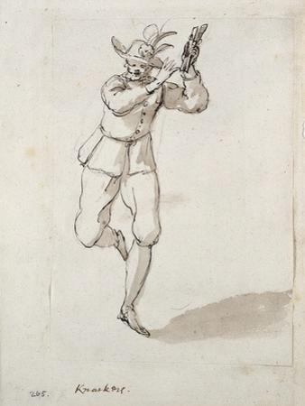 A Man with Knackers and Bells