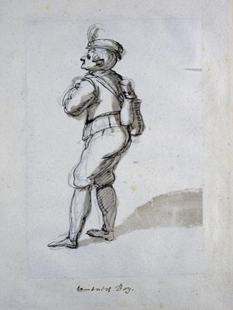 A Vintner's Boy