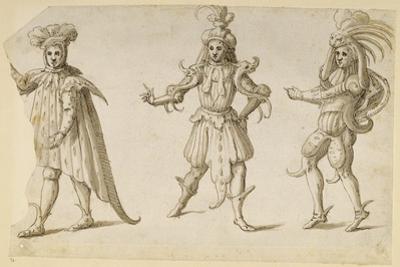 Three Fays, C.1611