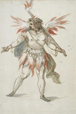 Torchbearer: a Fiery Spirit by Inigo Jones