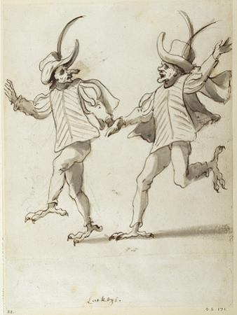 Two Lackeys