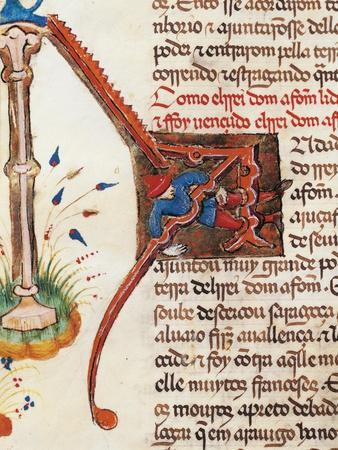 https://imgc.allpostersimages.com/img/posters/initial-capital-letter-depicting-a-man-being-tortured-miniature-from-the-chronicles-of-spain-1344_u-L-POPBR50.jpg?p=0