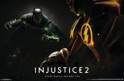 Injustice 2 - Batman & Flash