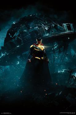 INJUSTICE 2 - SUPERMAN KEY ART