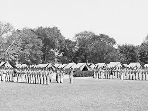 Inspection of Battalion, United States Military Academy, West Point, N.Y.