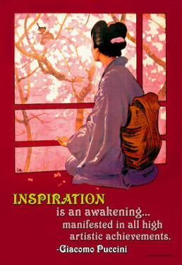 Inspiration: Madame Butterfly