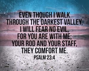 Psalm 23:4 by Inspire Me
