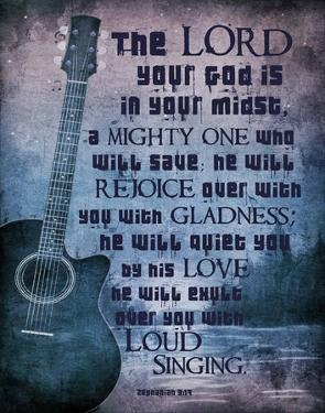 Zephaniah 3:17 The Lord Your God (Guitar) by Inspire Me