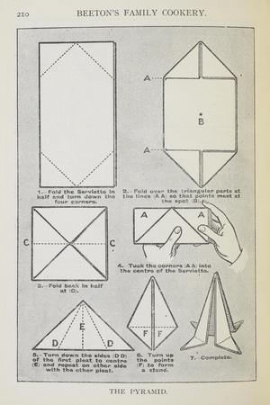 https://imgc.allpostersimages.com/img/posters/instructions-for-folding-a-serviette-into-the-pyramid-shape_u-L-PIXEEQ0.jpg?artPerspective=n