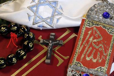 https://imgc.allpostersimages.com/img/posters/interfaith-symbols-of-bible-crucifix-kippah-allah-monogram-and-mala_u-L-Q1GYM8X0.jpg?artPerspective=n