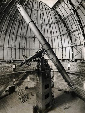 Interior of Observatory