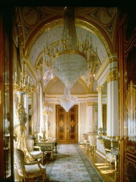 Interior of the Private Apartments of the Great Kremlin Palace
