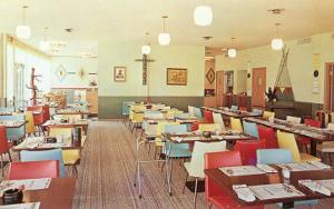 Interior, Retro Cafe
