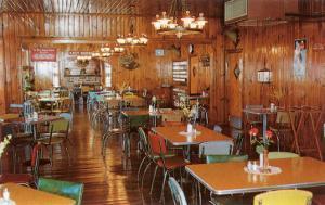 Interior, Roadside Retro Coffee Shop