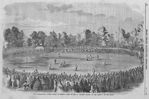 International Cricket Match