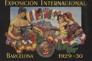 International Exposition, Barcelona, 1929