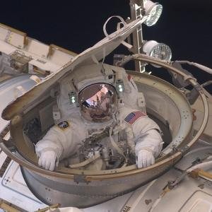 International Space Station in 2011