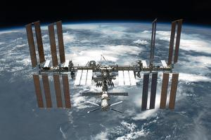 International Space Station Planet Earth 2 2011