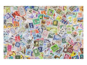 International Vintage Stamps