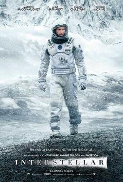 Image result for Interstellar poster